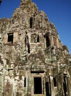 Asisbiz Bayon Temple central face tower Angkor Siem Reap 06