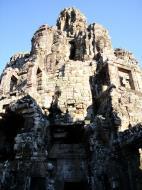 Asisbiz Bayon Temple central face tower Angkor Siem Reap 08