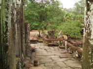 Asisbiz Bayon Temple east lower terrace Angkor Siem Reap 01