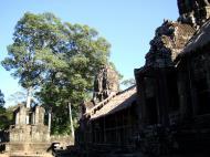 Asisbiz Bayon Temple eastern library gallery Angkor Siem Reap 01