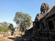 Asisbiz Bayon Temple eastern library gallery Angkor Siem Reap 02