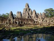 Asisbiz Bayon Temple panoramic views of Northern outer walls Angkor Jan 2010 02