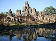 Asisbiz Bayon Temple panoramic views of Northern outer walls Angkor Jan 2010 03