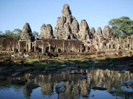 Asisbiz Bayon Temple panoramic views of Northern outer walls Angkor Jan 2010 04