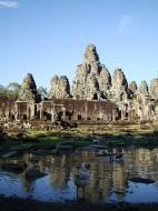 Asisbiz Bayon Temple panoramic views of Northern outer walls Angkor Jan 2010 05