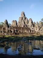 Asisbiz Bayon Temple panoramic views of Northern outer walls Angkor Jan 2010 06