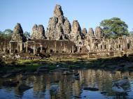 Asisbiz Bayon Temple panoramic views of Northern outer walls Angkor Jan 2010 08