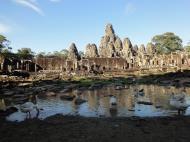 Asisbiz Bayon Temple panoramic views of Northern outer walls Angkor Jan 2010 16