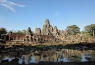 Asisbiz Bayon Temple panoramic views of Northern outer walls Angkor Jan 2010 18