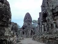 Asisbiz Bayon Temple upper terrace Angkor Siem Reap 02