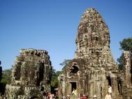 Asisbiz Bayon Temple upper terrace Angkor Siem Reap 04