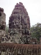 Asisbiz Bayon Temple various aspects face towers Angkor Siem Reap 02