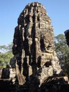 Asisbiz Bayon Temple various aspects face towers Angkor Siem Reap 07