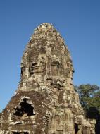 Asisbiz Bayon Temple various aspects face towers Angkor Siem Reap 13