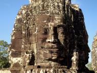 Asisbiz Bayon Temple various aspects face towers Angkor Siem Reap 15