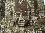 Asisbiz Bayon Temple various aspects face towers Angkor Siem Reap 16