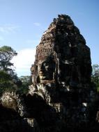 Asisbiz Bayon Temple various aspects face towers Angkor Siem Reap 32