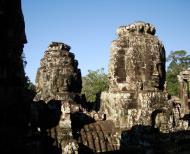 Asisbiz Bayon Temple various aspects face towers Angkor Siem Reap 41