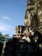 Asisbiz Bayon Temple various aspects face towers Angkor Siem Reap 43