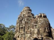 Asisbiz Bayon Temple various aspects face towers Angkor Siem Reap 46