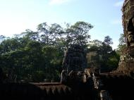 Asisbiz Bayon Temple western gallery inner middle face towers Angkor Siem Reap 07