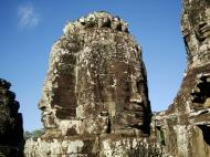 Asisbiz Bayon Temple western gallery inner middle face towers Angkor Siem Reap 09