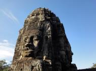 Asisbiz Bayon Temple western gallery inner middle face towers Angkor Siem Reap 17