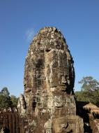 Asisbiz Bayon Temple western gallery inner middle face towers Angkor Siem Reap 20