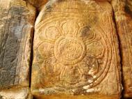 Asisbiz Neak Pean Temple Bas reliefs wind element horse chapel 02