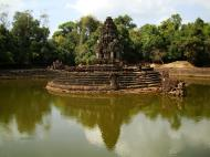 Asisbiz Neak Pean Temple sanctuary and artificial pond 11