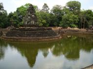 Asisbiz Neak Pean Temple sanctuary and artificial pond 14