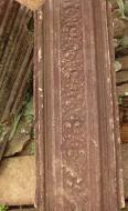 Asisbiz Phimeanakas stones marked for restoration Hindu Khleang style 06