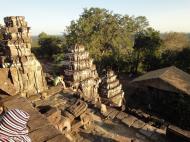 Asisbiz Phnom Bakheng Temple popular tourist sunset spot Angkor 02