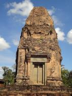 Asisbiz Facing North Pre Rup Temple inner towers East Baray 01