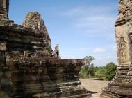 Asisbiz Facing North Pre Rup Temple upper courtyard East Baray 2010 01