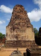 Asisbiz Pre Rup Temple Library tower East Baray Jan 2010 04