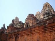 Asisbiz Pre Rup Temple middle courtyard view East Baray Jan 2010 20