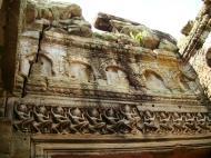 Asisbiz Preah Khan Temple Bas relief dancing Apsaras hall of dancers 08