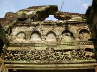 Asisbiz Preah Khan Temple Bas relief dancing Apsaras hall of dancers 09