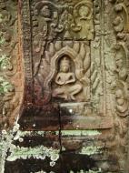 Asisbiz Preah Khan Temple Bas relief dancing Apsaras hall of dancers 16