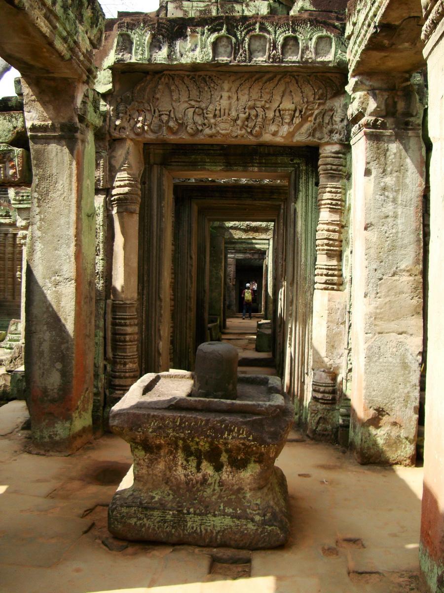 Preah Khan North Temple dedicated to Hindu God Shiva 01