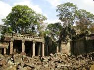Asisbiz Jayavarman VIII destroyed many Buddha images during his reign 14