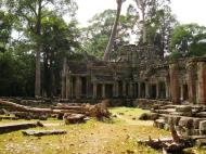 Asisbiz Preah Khan 12th century Khmer Style Eastern Gopura Angkor Thom 05