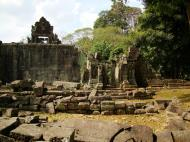 Asisbiz Preah Khan 12th century Khmer Style Eastern Gopura Angkor Thom 06