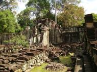 Asisbiz Preah Khan 12th century Khmer Style Eastern Gopura Angkor Thom 08