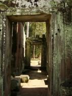 Asisbiz Preah Khan 12th century Khmer Style Eastern Gopura Angkor Thom 10