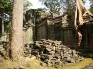 Asisbiz Preah Khan 12th century Khmer Style Eastern Gopura Angkor Thom 13