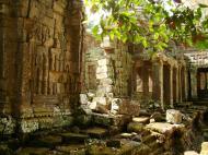 Asisbiz Preah Khan 12th century Khmer Style Northern Gopura Angkor Thom 01