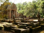 Asisbiz Preah Khan 12th century Khmer Style Northern Gopura Angkor Thom 05