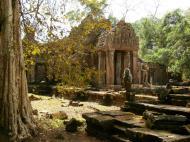 Asisbiz Preah Khan 12th century Khmer Style Northern Gopura Angkor Thom 06